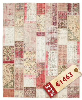 Patchwork carpet BHKL262