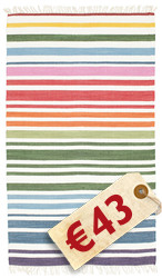 Tapis Rainbow - Multi color CVD1770