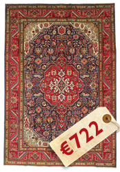 Tabriz carpet VXZZC826