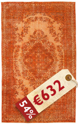 Colored Vintage carpet XCGE390