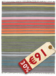 Rainbow - Grey Rainbow carpet CVD5804