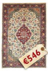 Sarouk carpet EXZH1298