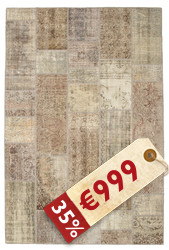 Patchwork carpet BHKU29