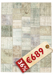 Patchwork carpet BHKU281
