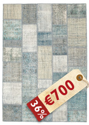 Patchwork carpet BHKU283