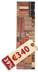 Kilim Patchwork carpet XCGT184