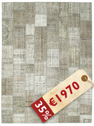 Patchwork carpet BHKW504