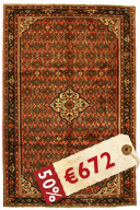 Hosseinabad carpet HDO10