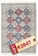 Nain 6La signed: Gafari carpet HDS219