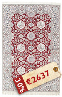 Nain 6La signed: Habibian carpet HDS242