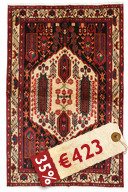 Afshar carpet RHH85