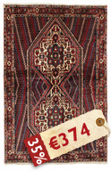 Afshar Shahre Babak carpet RHH223