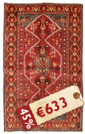 Qashqai carpet VAL191