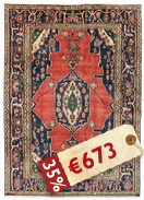 Afshar carpet RHU118