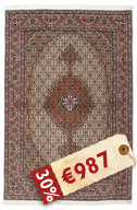 Tabriz 50 Raj with silk carpet APD257