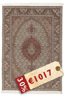Tabriz 50 Raj with silk carpet APD292
