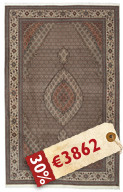 Tabriz 50 Raj with silk carpet APD272