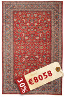 Isfahan Patina carpet EXE36