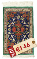 Qum silk carpet RZC142