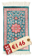 Qum silk carpet RZC149