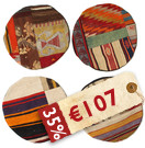 Kilim pillowcase carpet THK242