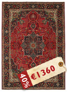 Tabriz Patina carpet EXK150