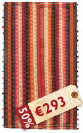 Kilim Fars carpet RZZK297