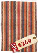 Kilim Fars carpet RZZK296