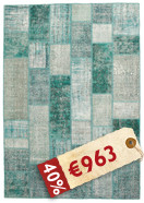 Patchwork carpet BHKG88