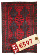 Afshar carpet ACOA36