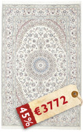 Nain 6La signed: Habibian carpet HX72