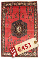 Afshar carpet EXN500
