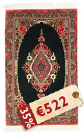 Tabriz 50 Raj with silk carpet VAZZU94