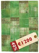 Patchwork carpet BHKH69