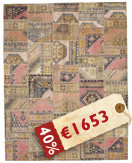 Patchwork carpet BHKH38
