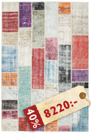 Patchwork matta BHKI34