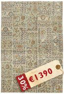 Patchwork carpet EXV400