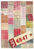 Patchwork carpet XCGD199