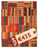 Kilim Patchwork carpet ABW125