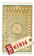 Qum silk signed: Arablo carpet VXZZI13