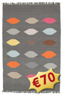 Tapis Leaves CVD5938