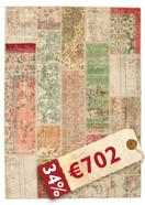 Patchwork χαλι BHKP259