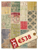 Patchwork χαλι BHKP358