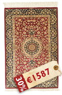 Qum silk carpet BTC47