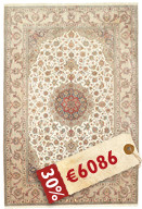 Isfahan signed: Enteshari carpet OVA6