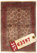 Sarouk carpet ACS1