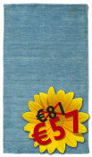 Alfombra Handloom - Light Blue CVD1610