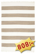 Cotton stripe - Brown matta CVD4895