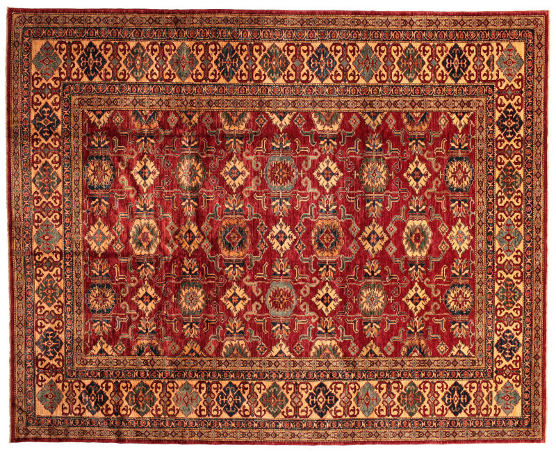 Kazak carpet 348x278