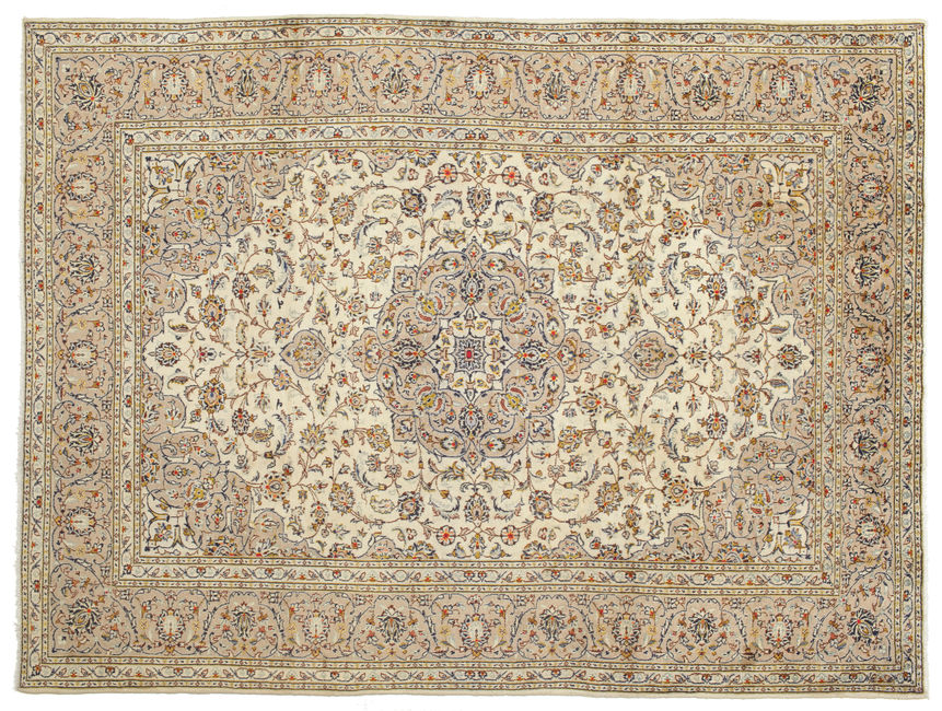 Keshan carpet 343x255